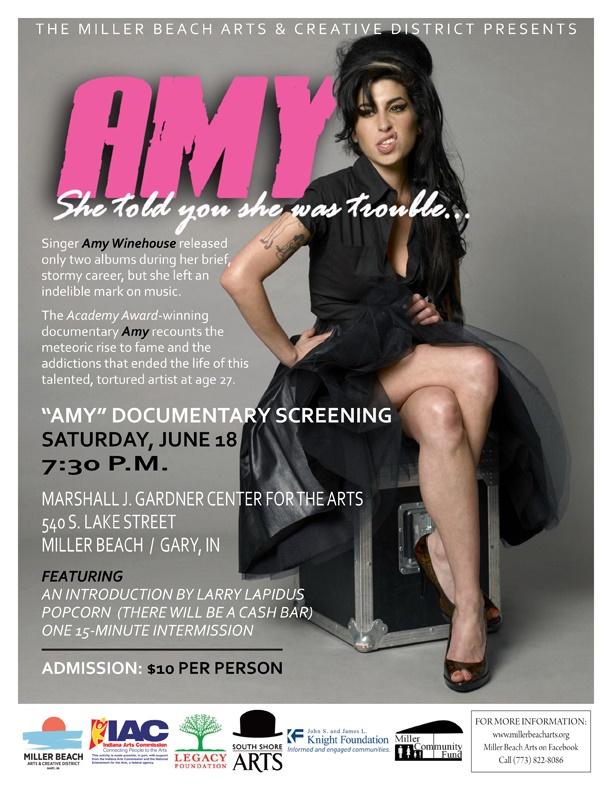 Documentary Film - Amy Winehouse