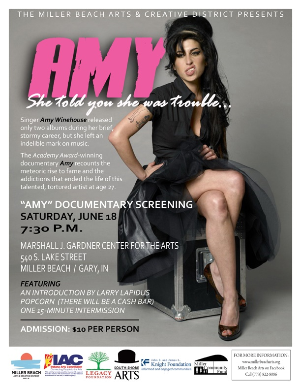 Documentary Film - Amy Winehouse