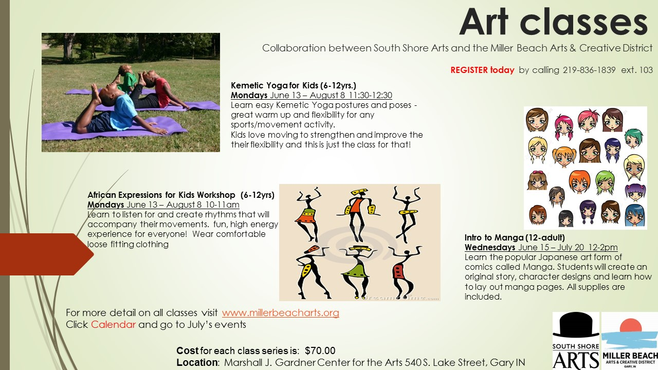 Music/Movement Workshop - African Expressions for Kids (6-12 years)
