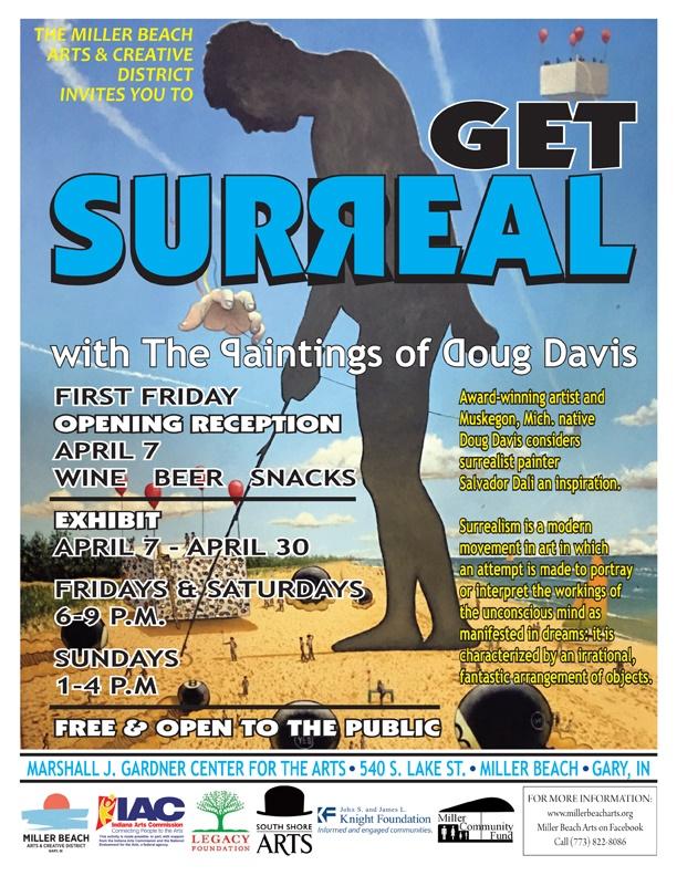 Doug Davis: Surrealism - Opening Reception