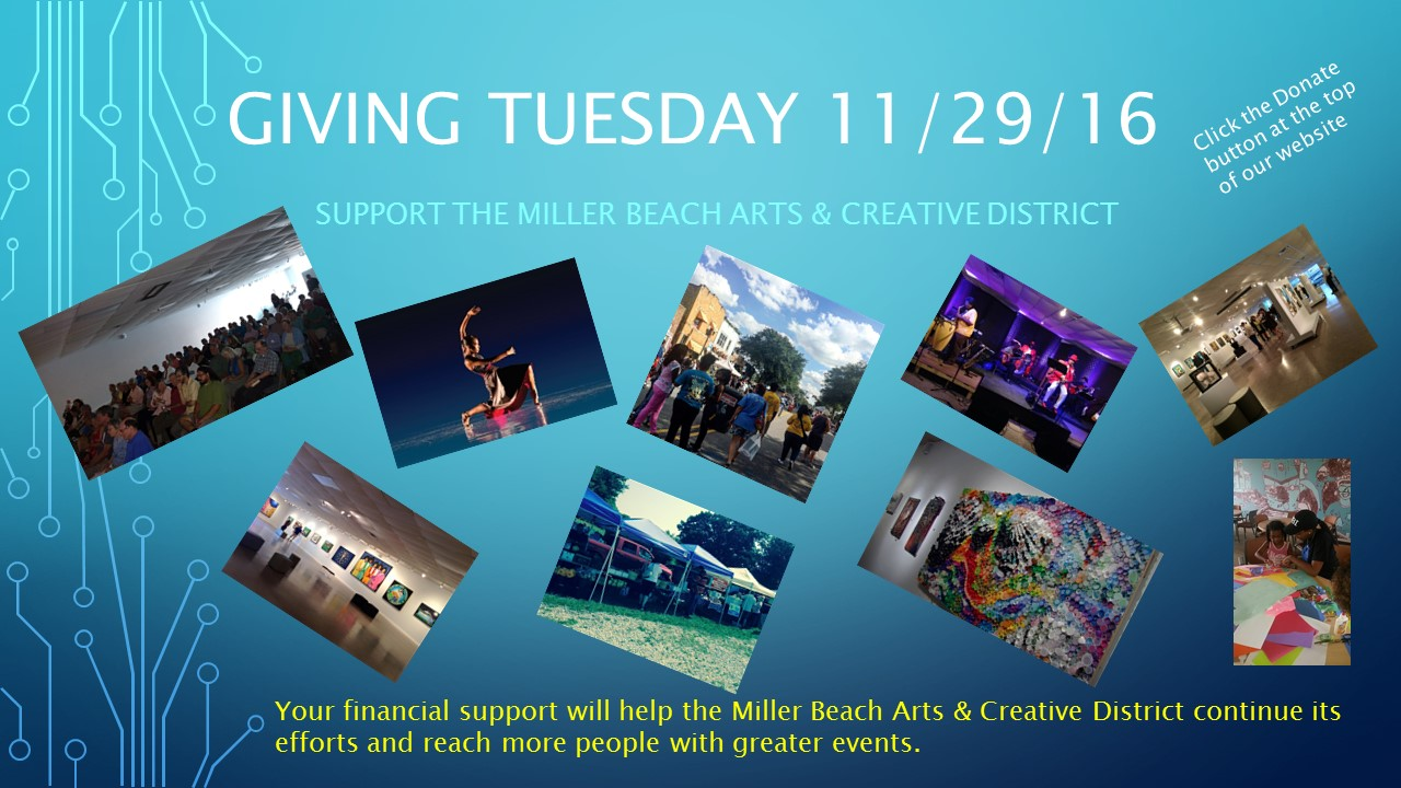 Giving Tuesday - support the MBACD on 11/29/16