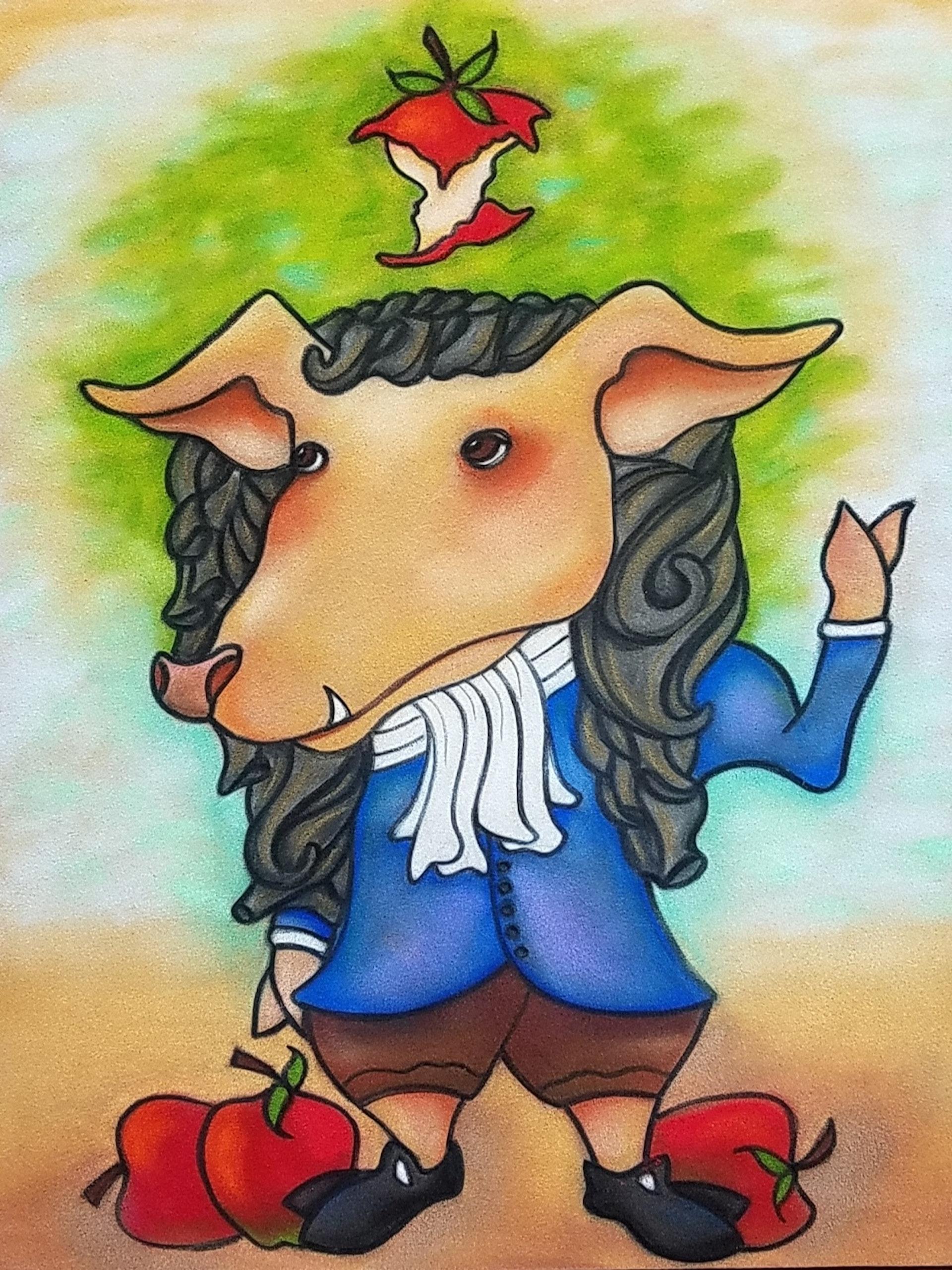 Robyn Pig Newton