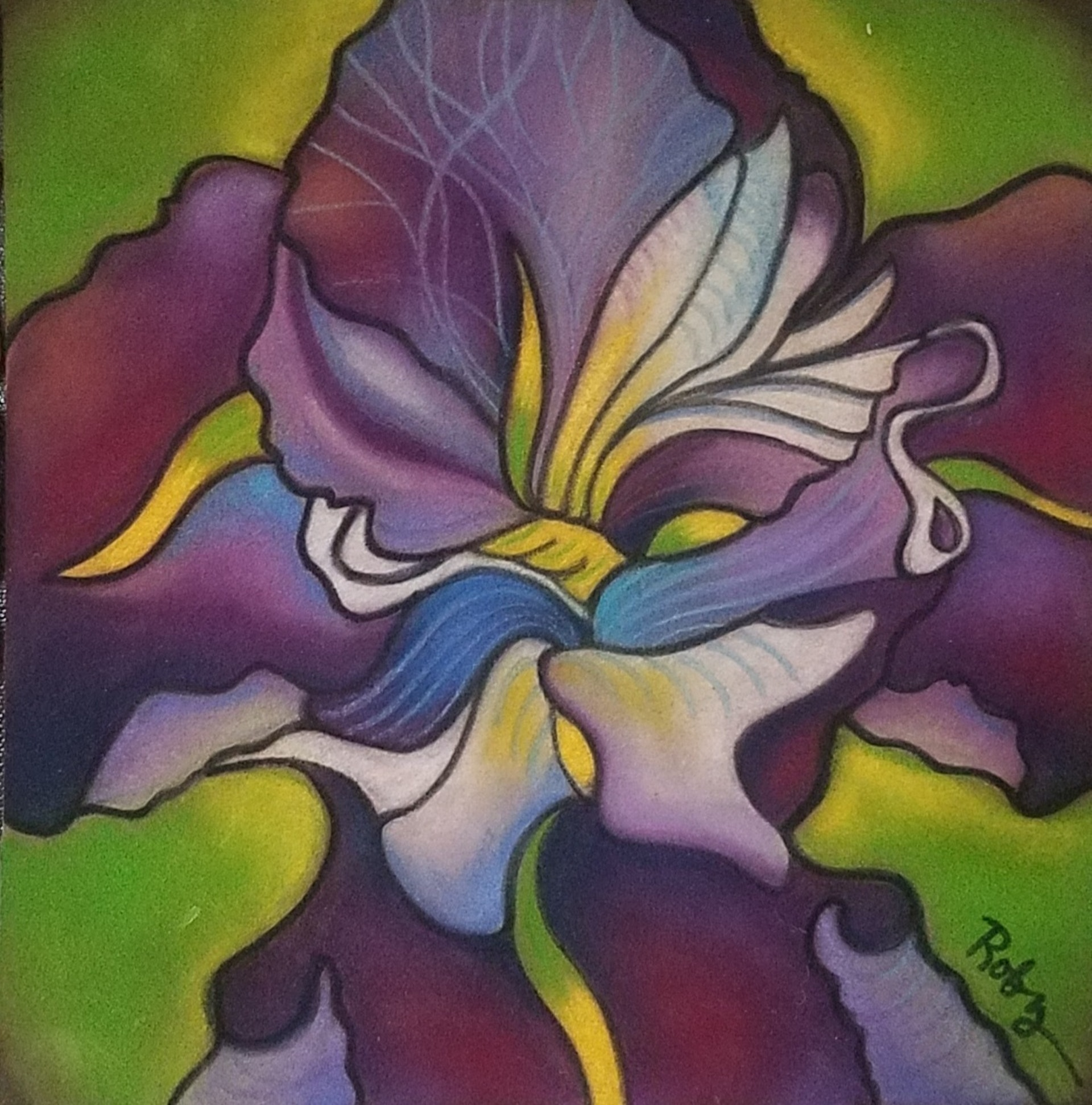 Robyn iris 2