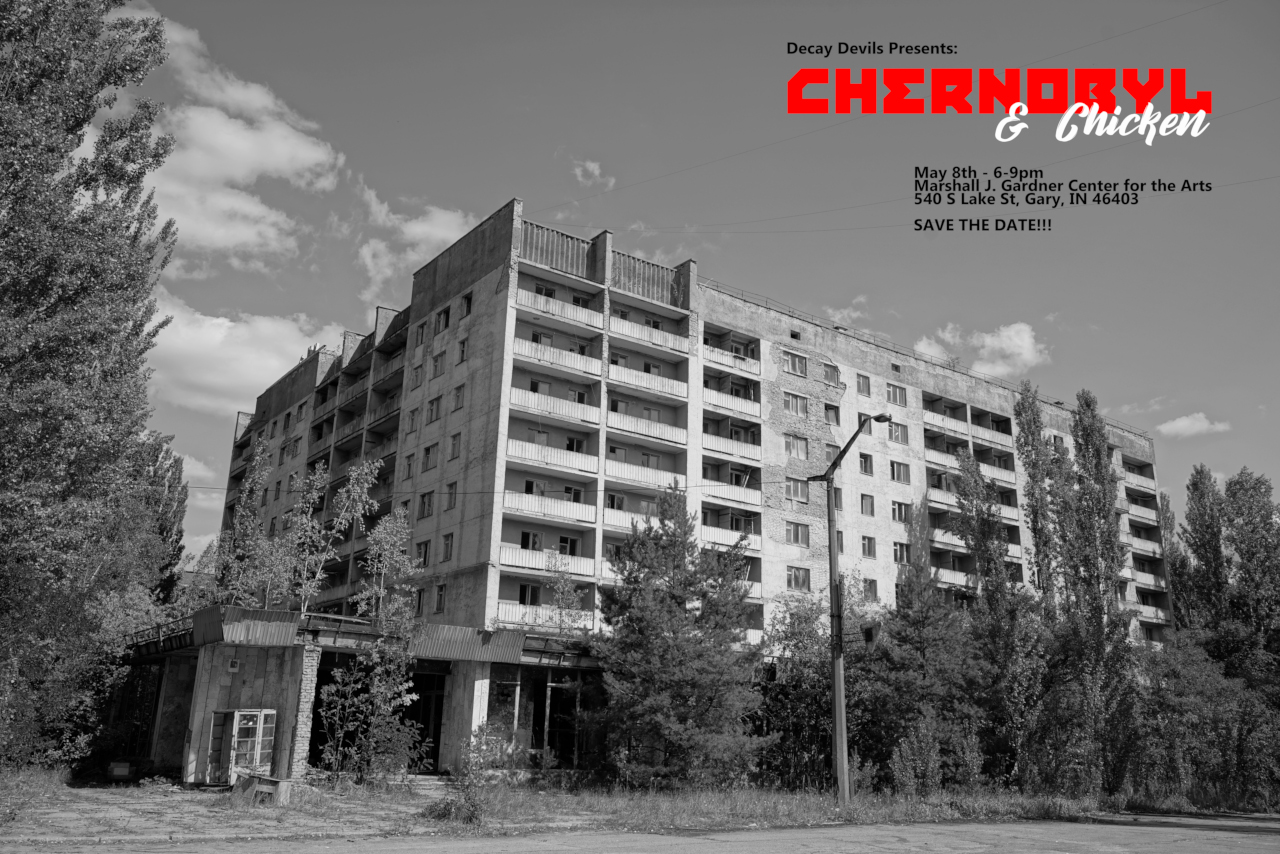Cheronobyl and Chicken Flyer