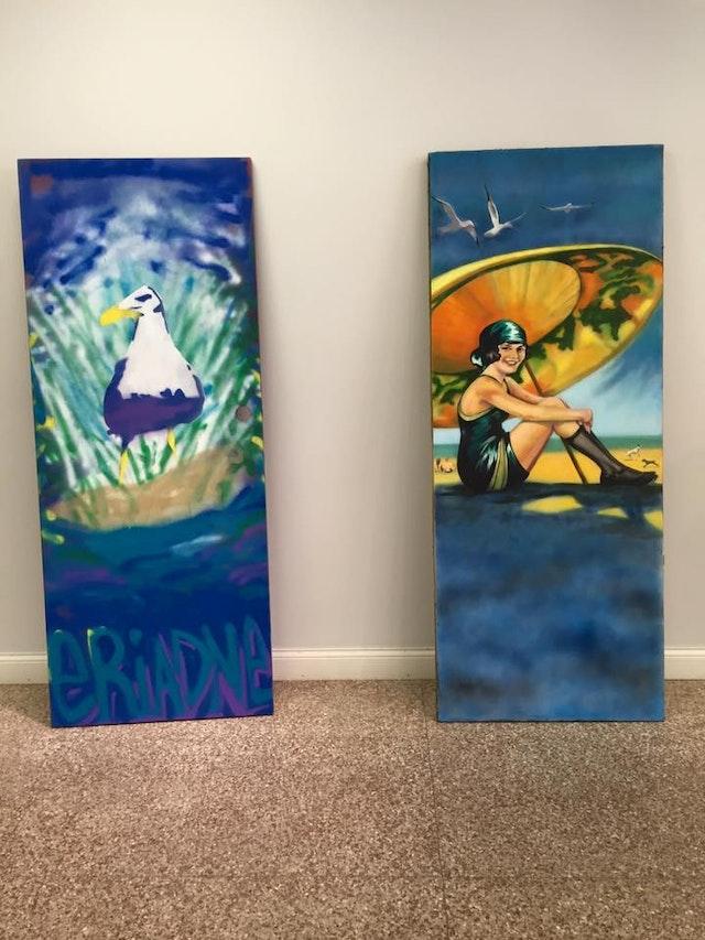 painted-doors